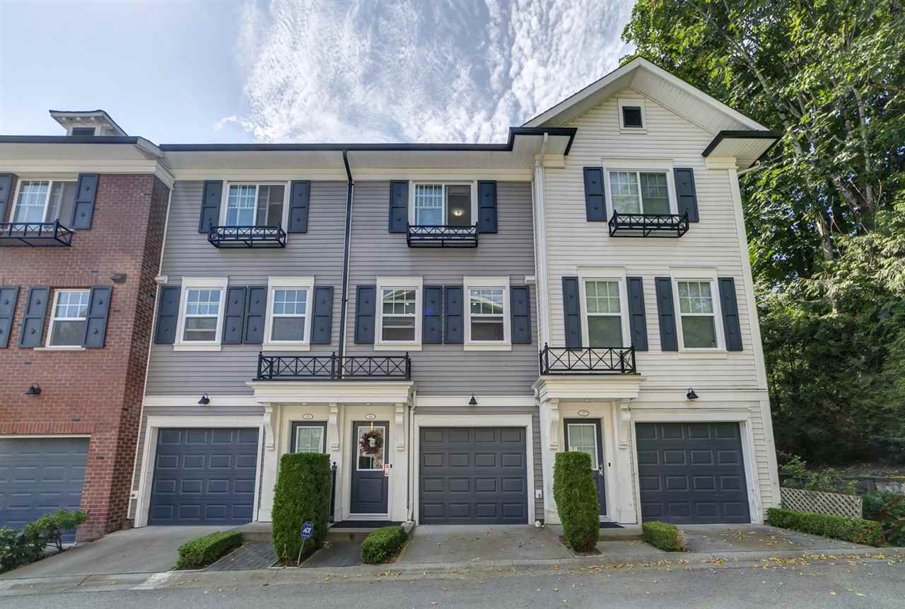 "Main Photo: 26 8767 162 Street in Surrey: Fleetwood Tynehead Townhouse for sale in ""Taylor"" : MLS®# R2482477"