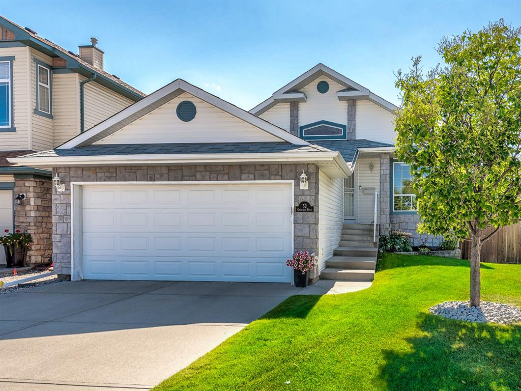 Main Photo: 52 Cranfield Place SE in Calgary: Cranston Detached for sale : MLS®# A1041860