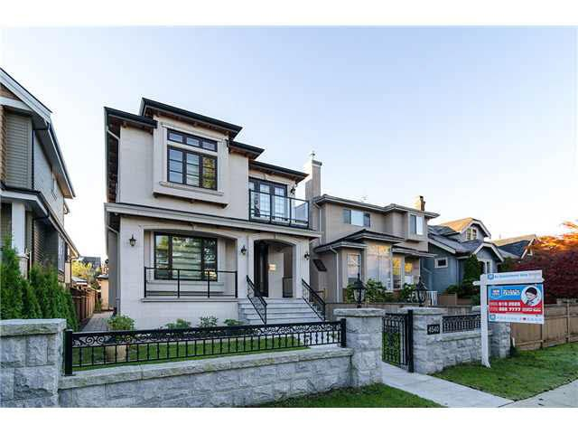 Main Photo: 4540 W 11TH AVENUE in : Point Grey House for sale : MLS®# V1033685