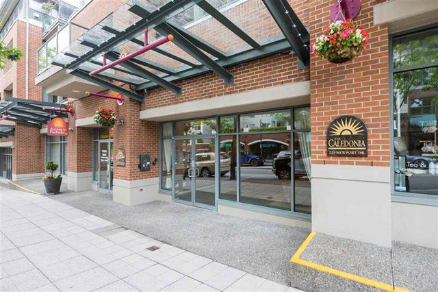 Main Photo: 305 225 Newport Drive in Port Moody: North Shore Pt Moody Condo for sale : MLS®# r2463775