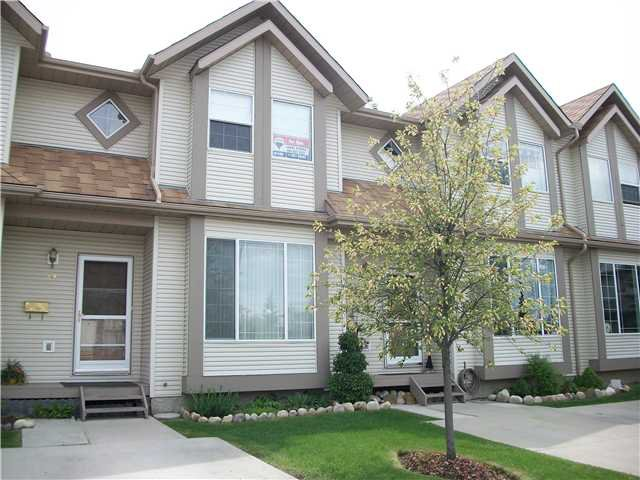 Main Photo: 48 SHAWBROOKE Court SW in CALGARY: Shawnessy Townhouse for sale (Calgary)  : MLS®# C3434616