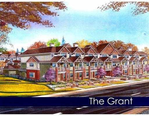 "Photo 1: Photos: 210 1567 GRANT AV in Port Coquiltam: Glenwood PQ Townhouse for sale in ""THE GRANT"" (Port Coquitlam)  : MLS®# V570696"