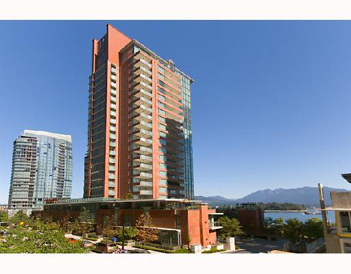 "Main Photo: 502 1169 W CORDOVA Street in Vancouver: Coal Harbour Condo for sale in ""ONE HARBOUR GREEN"" (Vancouver West)  : MLS®# V723186"