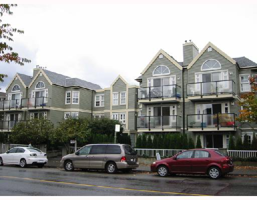 "Main Photo: 306 876 W 16TH Avenue in Vancouver: Cambie Condo for sale in ""WOODFORD PLACE"" (Vancouver West)  : MLS®# V740320"
