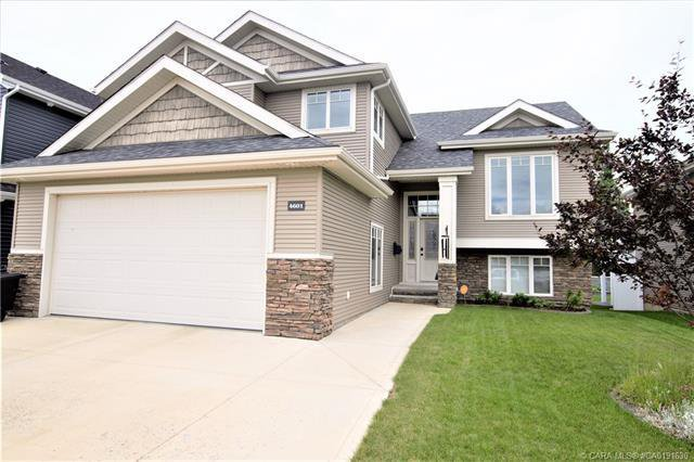 Main Photo: 4601 HENNER'S Pointe in Lacombe: Henner's Landing Residential for sale : MLS®# A1008210
