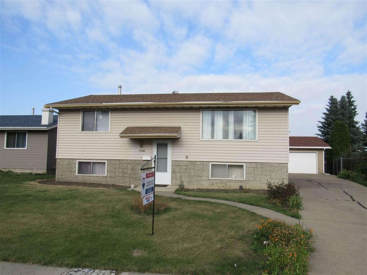 Main Photo: 4820 131 Avenue in Edmonton: Zone 35 House for sale : MLS®# E4212763
