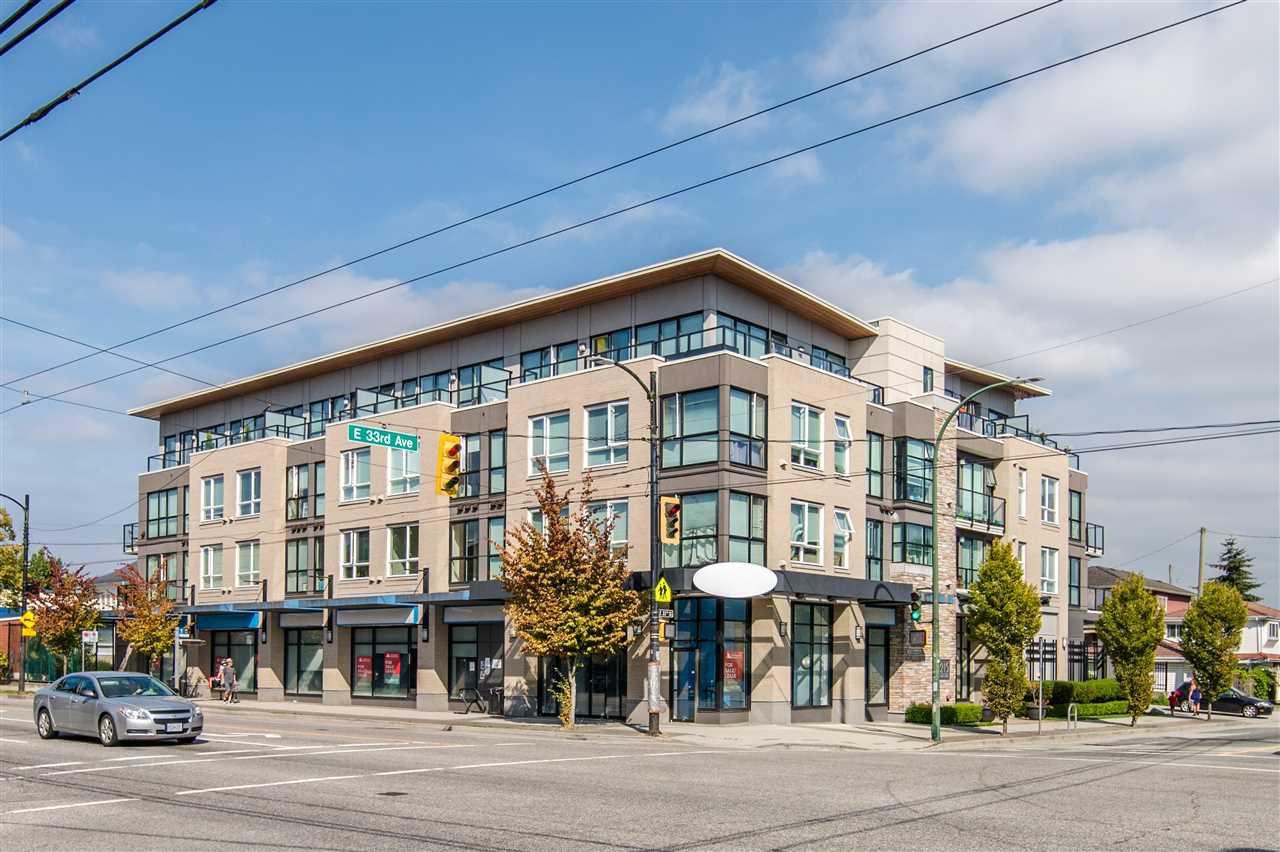 Main Photo: 203 215 E 33RD AVENUE in Vancouver: Main Condo for sale (Vancouver East)  : MLS®# R2506740