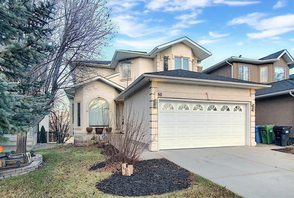 Main Photo: 50 Hidden Ranch Boulevard NW in Calgary: Hidden Valley Detached for sale : MLS®# A1047627