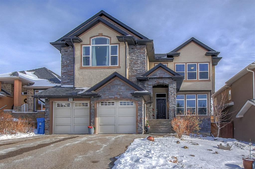 Main Photo: 126 Aspen Stone Road SW in Calgary: Aspen Woods Detached for sale : MLS®# A1048425