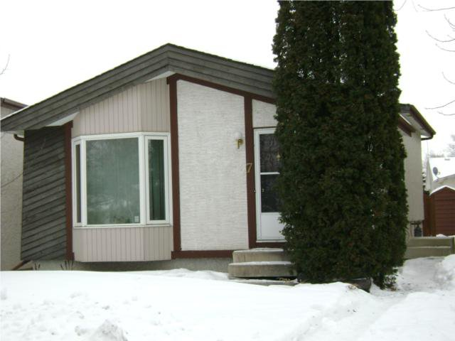 Main Photo:  in WINNIPEG: St Vital Residential for sale (South East Winnipeg)  : MLS®# 1001769