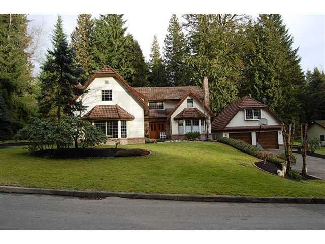Main Photo: 1435 ARGYLE Street in Coquitlam: Burke Mountain House for sale : MLS®# V866216