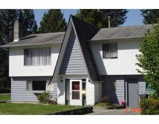 Main Photo: 3609 ST THOMAS ST in Port Coquiltam: Lincoln Park PQ House for sale (Port Coquitlam)  : MLS®# V586447