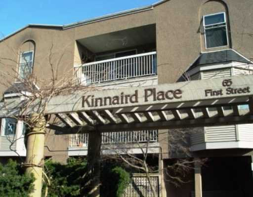 """Main Photo: 419 65 1ST Street in New_Westminster: Downtown NW Condo for sale in """"KINNAIRD PLACE"""" (New Westminster)  : MLS®# V776465"""