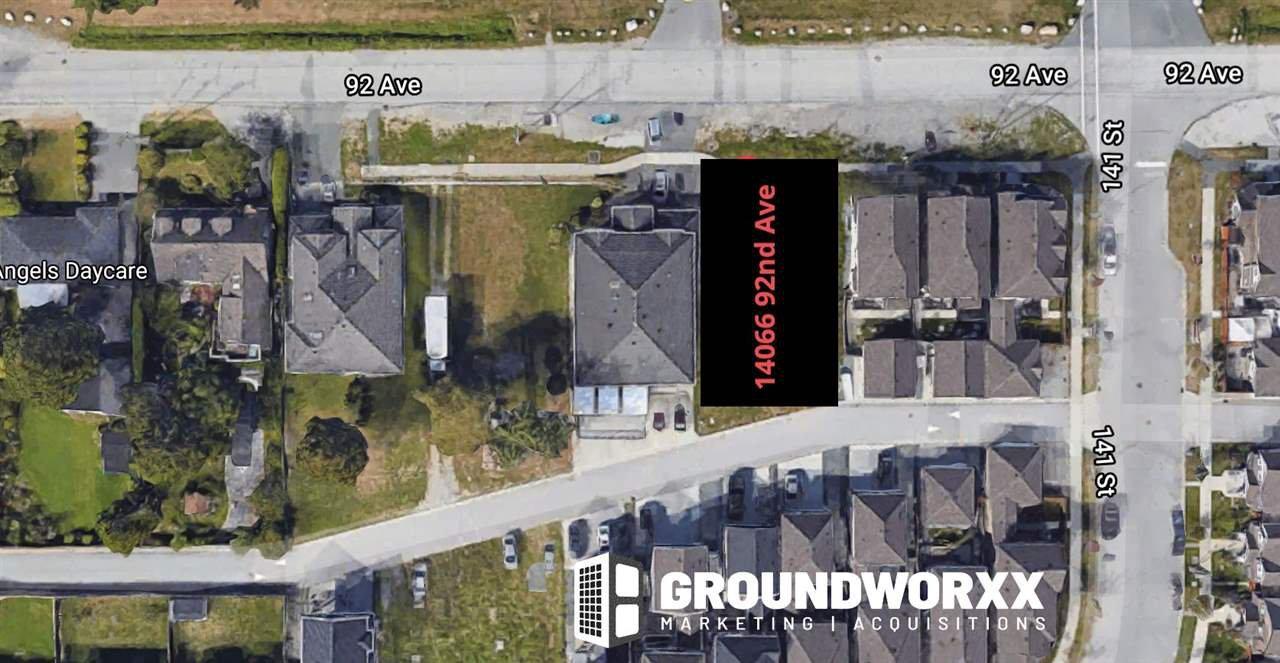 "Main Photo: 14066 92 Avenue in Surrey: Bear Creek Green Timbers Land for sale in ""BEAR CREEK GREEN TIMBERS"" : MLS®# R2478268"