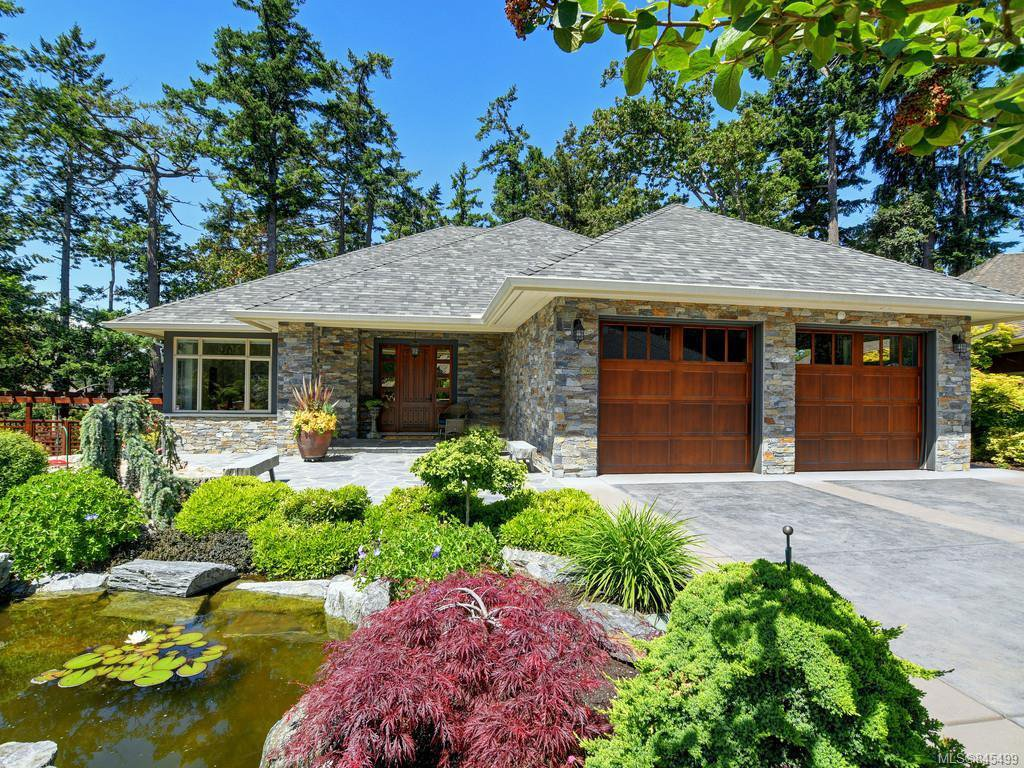 Main Photo: 1280 Oceanwood Lane in : SE Cordova Bay Single Family Detached for sale (Saanich East)  : MLS®# 845499