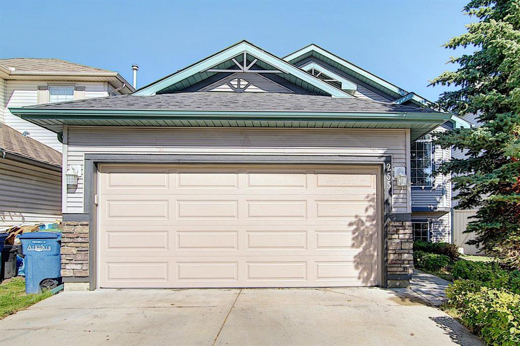 Main Photo: 255 Silver Springs Way NW: Airdrie Detached for sale : MLS®# A1039177