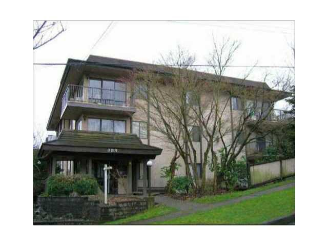 Main Photo: 202 338 WARD Street in New Westminster: Sapperton Condo for sale : MLS®# V833641