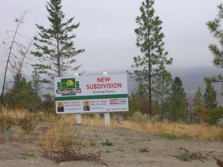 Main Photo: 2023 COLDWATER DR in : Juniper Heights Land Only for sale (Kamloops)  : MLS®# 107130