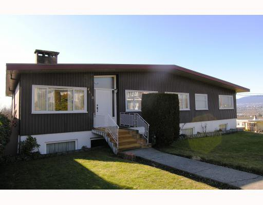 Main Photo: 4810 EMPIRE Drive in Burnaby: Capitol Hill BN House for sale (Burnaby North)  : MLS®# V753787