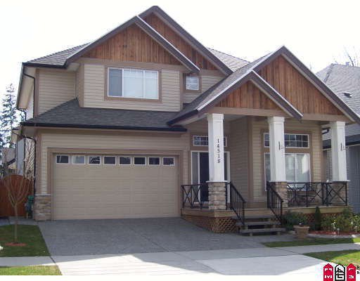 "Main Photo: 14518 59A Avenue in Surrey: Sullivan Station House for sale in ""SULLIVAN HEIGHTS II"" : MLS®# F2907157"