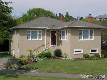 Main Photo: 1342 Thurlow Rd in VICTORIA: Vi Fairfield West House for sale (Victoria)  : MLS®# 504956