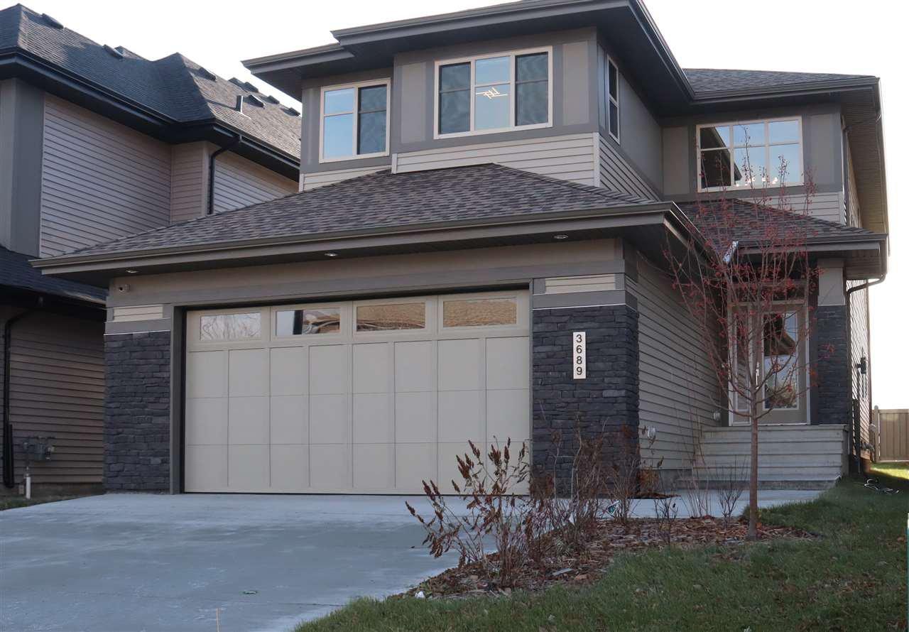 Main Photo: 3689 ALLAN Drive in Edmonton: Zone 56 House for sale : MLS®# E4179436