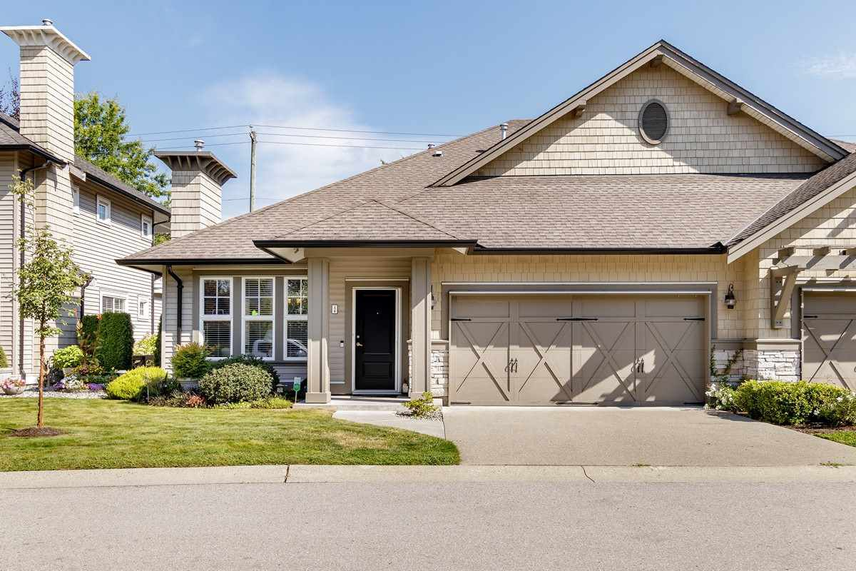 """Main Photo: 14 19452 FRASER Way in Pitt Meadows: South Meadows Townhouse for sale in """"SHORELINE"""" : MLS®# R2487652"""