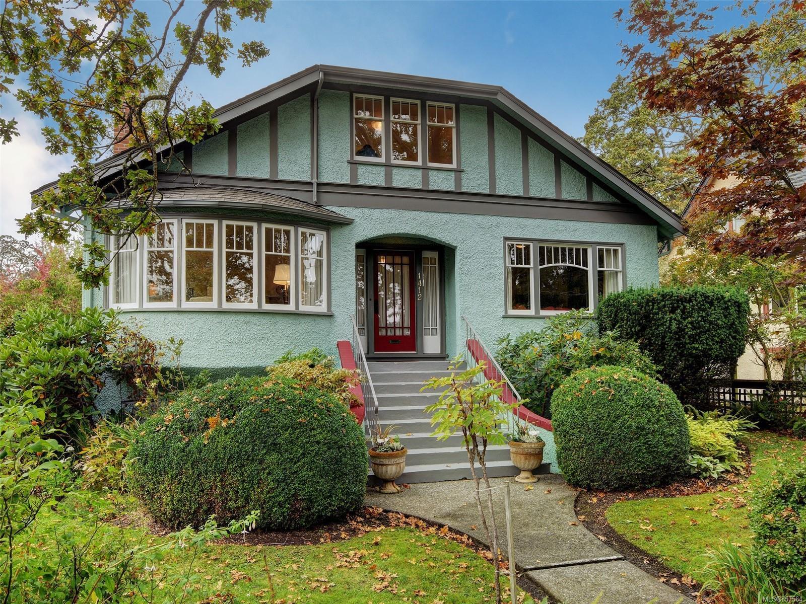 Main Photo: 1412 Oliver St in : OB South Oak Bay House for sale (Oak Bay)  : MLS®# 857564