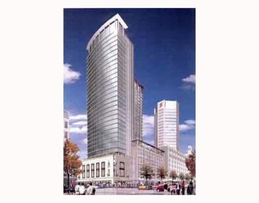 "Main Photo: 2010 610 GRANVILLE Street in Vancouver: Downtown VW Condo for sale in ""THE HUDSON"" (Vancouver West)  : MLS®# V786555"