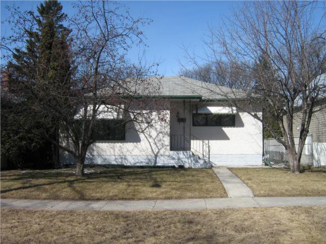 Main Photo: 867 Scotland Avenue in WINNIPEG: Fort Rouge / Crescentwood / Riverview Residential for sale (South Winnipeg)  : MLS®# 1005595
