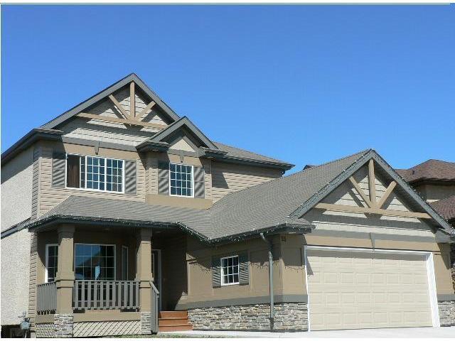 Main Photo: 55 Portside Drive in WINNIPEG: St Vital Residential for sale (South East Winnipeg)  : MLS®# 1005766