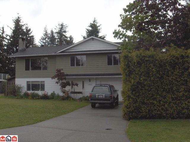 "Photo 1: Photos: 3461 199A Street in Langley: Brookswood Langley House for sale in ""BROOKSWOOD"" : MLS®# F1014285"