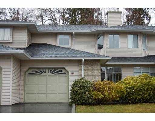 "Main Photo: 34 22900 126TH Avenue in Maple_Ridge: East Central Townhouse for sale in ""COHO CREEK ESTATES"" (Maple Ridge)  : MLS®# V754170"