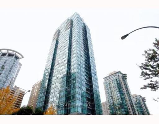 """Main Photo: 1308 1288 W GEORGIA Street in Vancouver: West End VW Condo for sale in """"RESIDENCES ON GEORGIA"""" (Vancouver West)  : MLS®# V772839"""