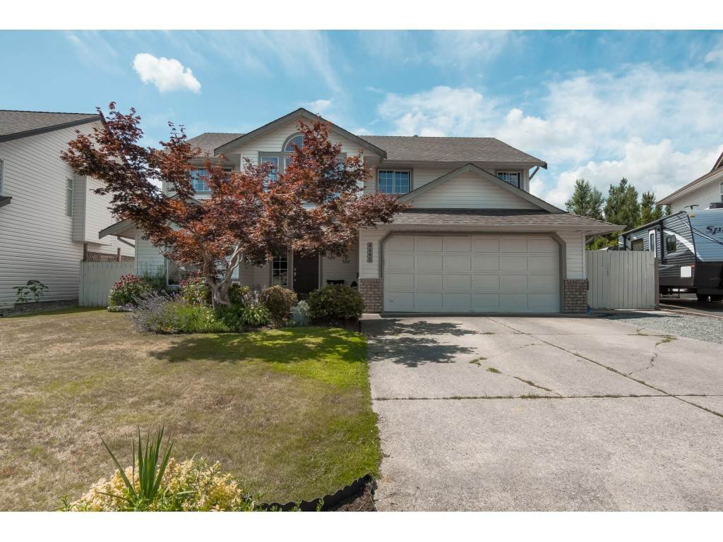 Main Photo: 8465 COX Drive in Mission: Mission BC House for sale : MLS®# R2390455