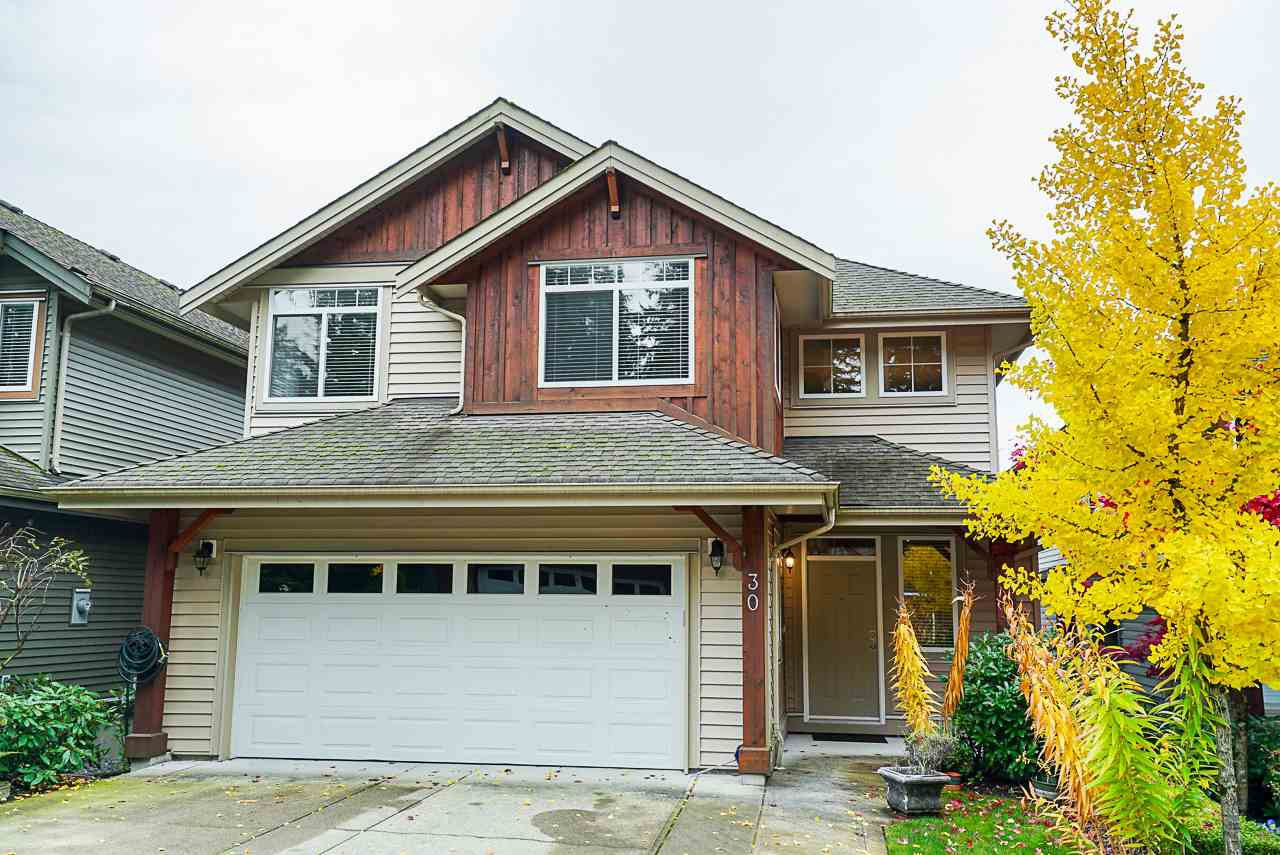 "Main Photo: 30 1705 PARKWAY Boulevard in Coquitlam: Westwood Plateau House for sale in ""Westwood Plateau"" : MLS®# R2416680"