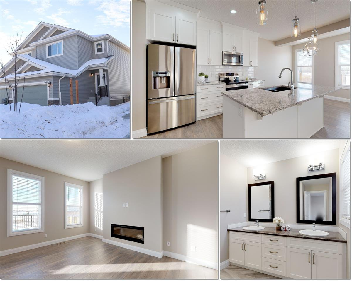 Main Photo: : Stony Plain House Half Duplex for sale : MLS®# E4186857