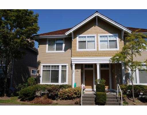 """Main Photo: 44 5298 OAKMOUNT Crescent in Burnaby: Oaklands Townhouse for sale in """"KENWOOD"""" (Burnaby South)  : MLS®# V784356"""