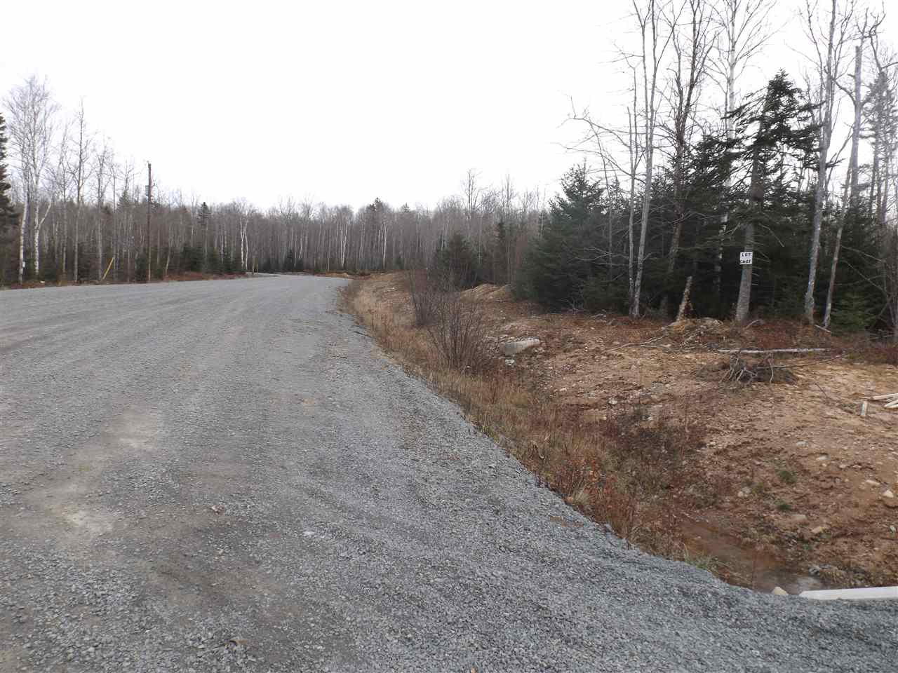 Main Photo: Lot CM-2C McKenzie Lane in Mount Uniacke: 105-East Hants/Colchester West Vacant Land for sale (Halifax-Dartmouth)  : MLS®# 202017886