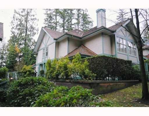 Main Photo: 6 65 FOXWOOD Drive in Port Moody: Heritage Mountain Townhouse for sale : MLS®# V798179
