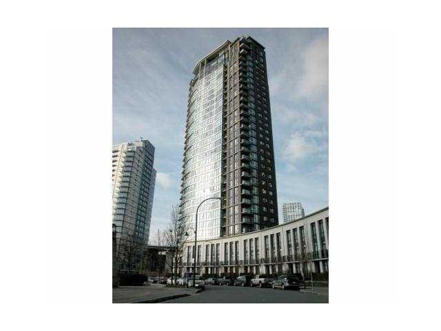 """Main Photo: 1003 583 BEACH Crescent in Vancouver: False Creek North Condo for sale in """"TWO PARK WEST"""" (Vancouver West)  : MLS®# V803501"""