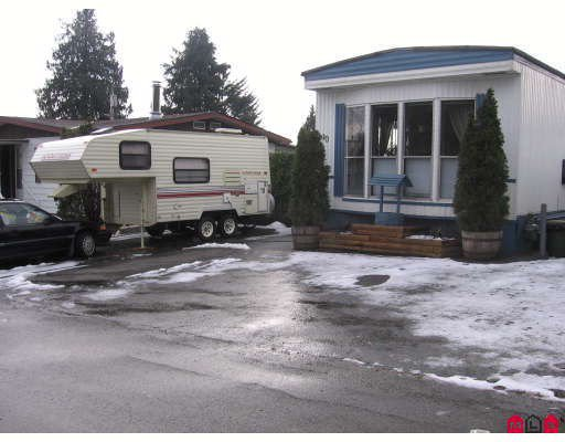 """Main Photo: 90 10221 WILSON Street in Mission: Stave Falls Manufactured Home for sale in """"TRIPLE CREEK ESTATES"""" : MLS®# F2833724"""