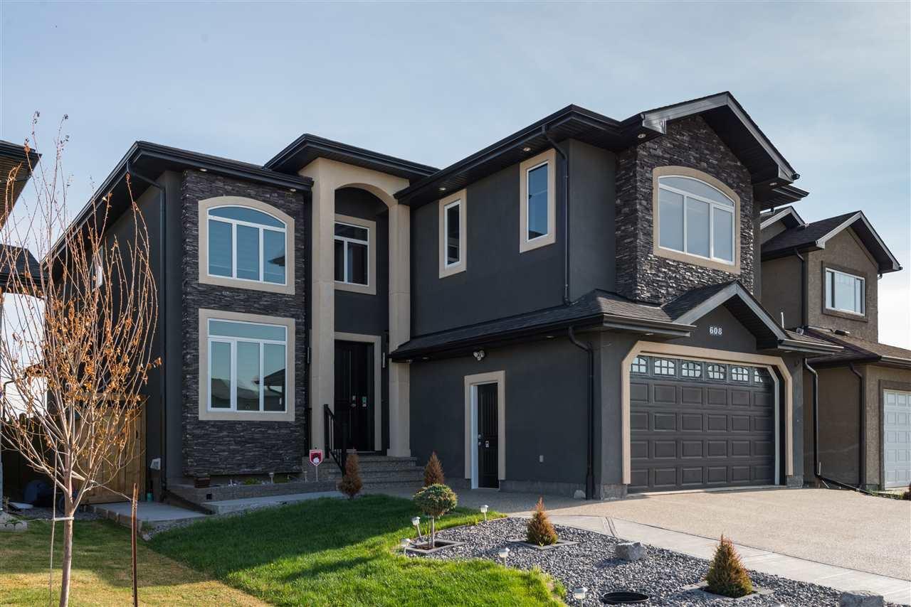 Main Photo: 608 FRASER Vista in Edmonton: Zone 35 House for sale : MLS®# E4169075