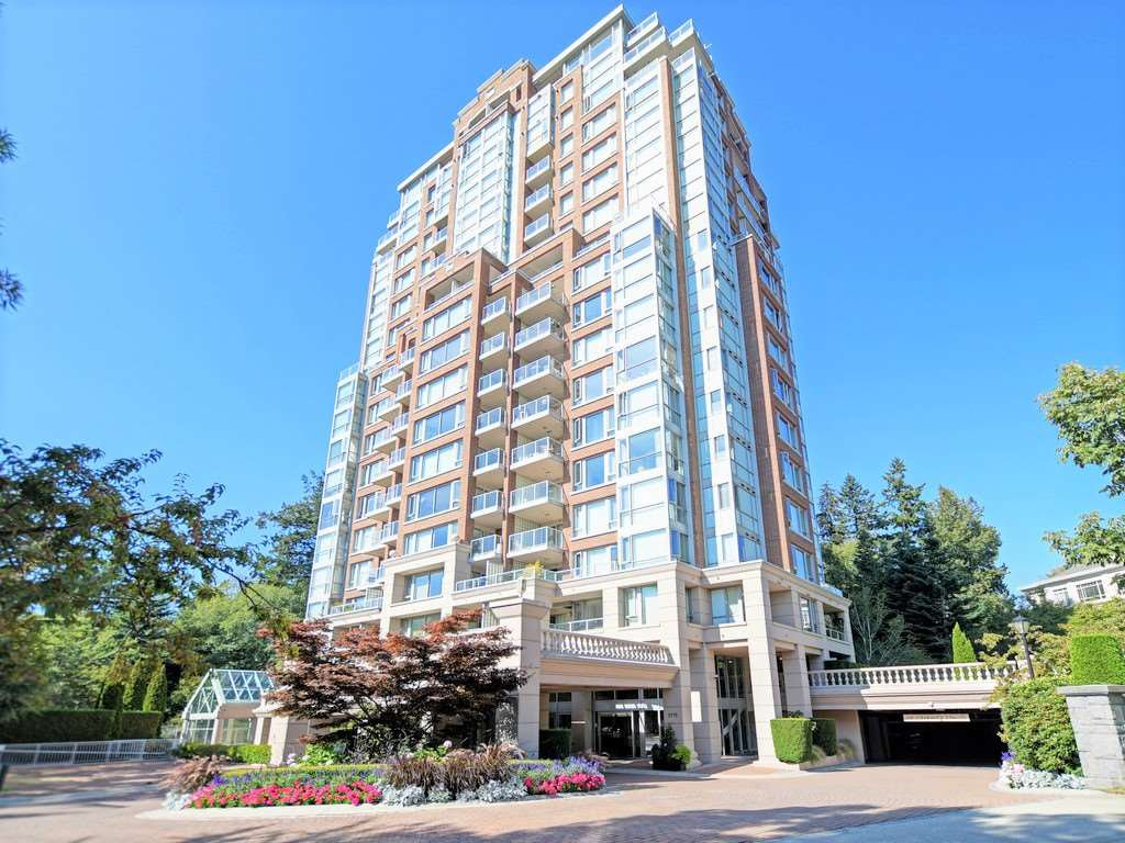 "Main Photo: 1201 5775 HAMPTON Place in Vancouver: University VW Condo for sale in ""THE CHATHAM"" (Vancouver West)  : MLS®# R2406482"