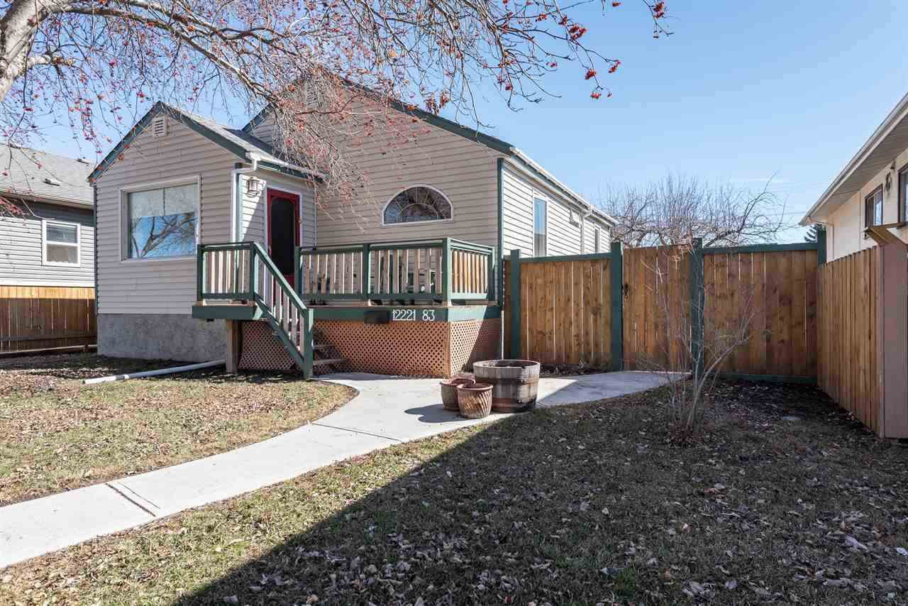 Main Photo: 12221 83 Street in Edmonton: Zone 05 House for sale : MLS®# E4174668