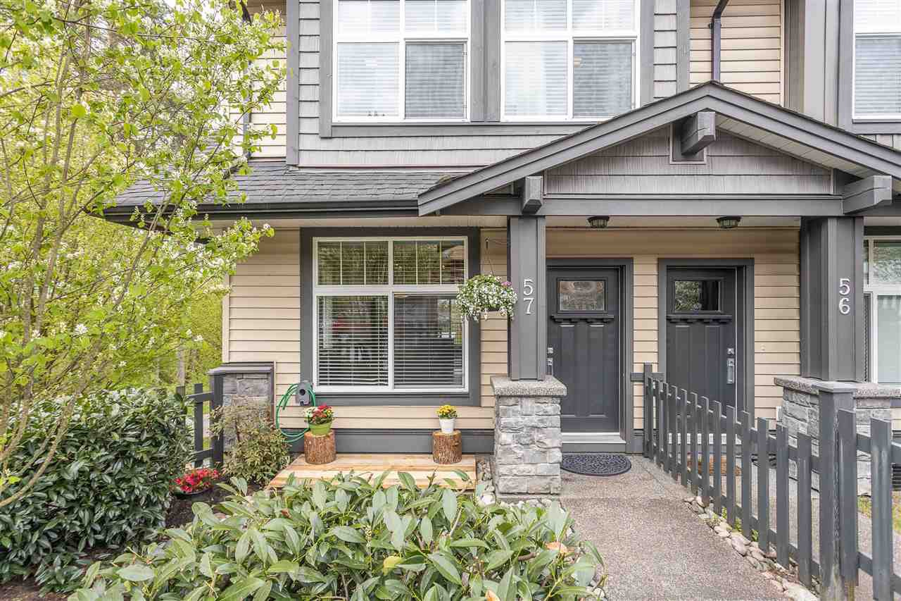 """Main Photo: 57 13819 232 Street in Maple Ridge: Silver Valley Townhouse for sale in """"Brighton"""" : MLS®# R2452048"""