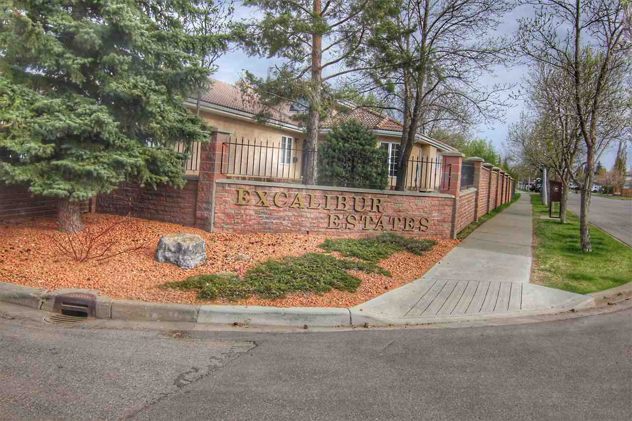 Main Photo: 117 NOTTINGHAM Boulevard W: Sherwood Park House Half Duplex for sale : MLS®# E4197998