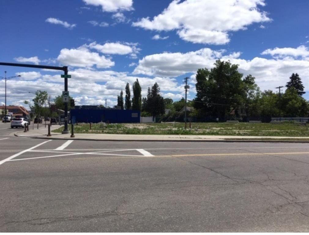 Main Photo: 1620 4 Street NW in Calgary: Crescent Heights Land for sale : MLS®# A1012201