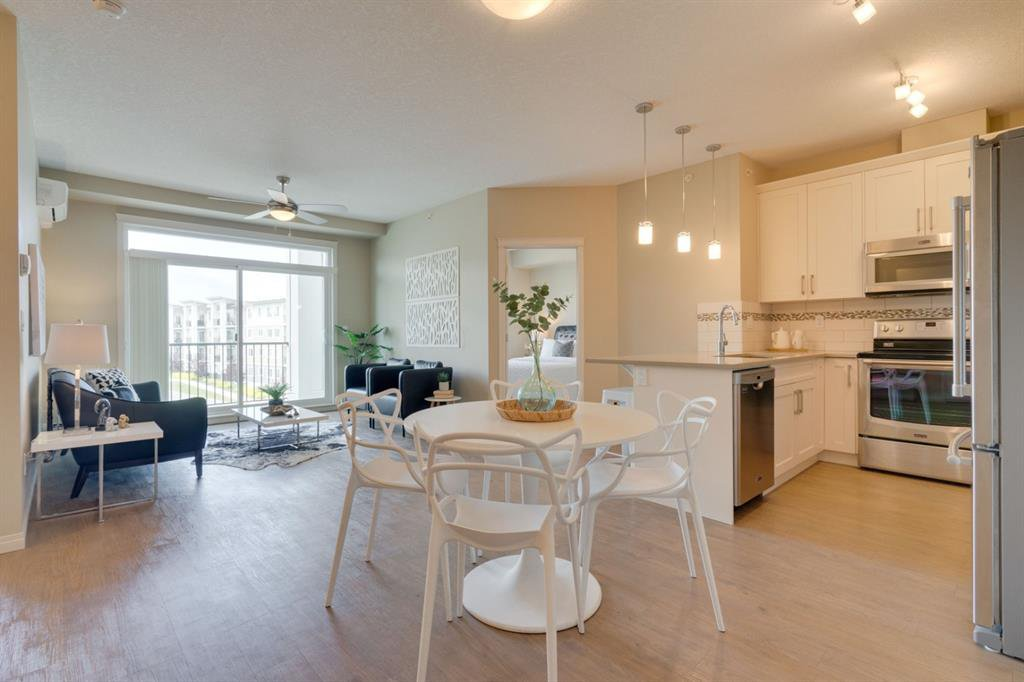 Main Photo: 1405 450 SAGE VALLEY Drive NW in Calgary: Sage Hill Apartment for sale : MLS®# A1017568