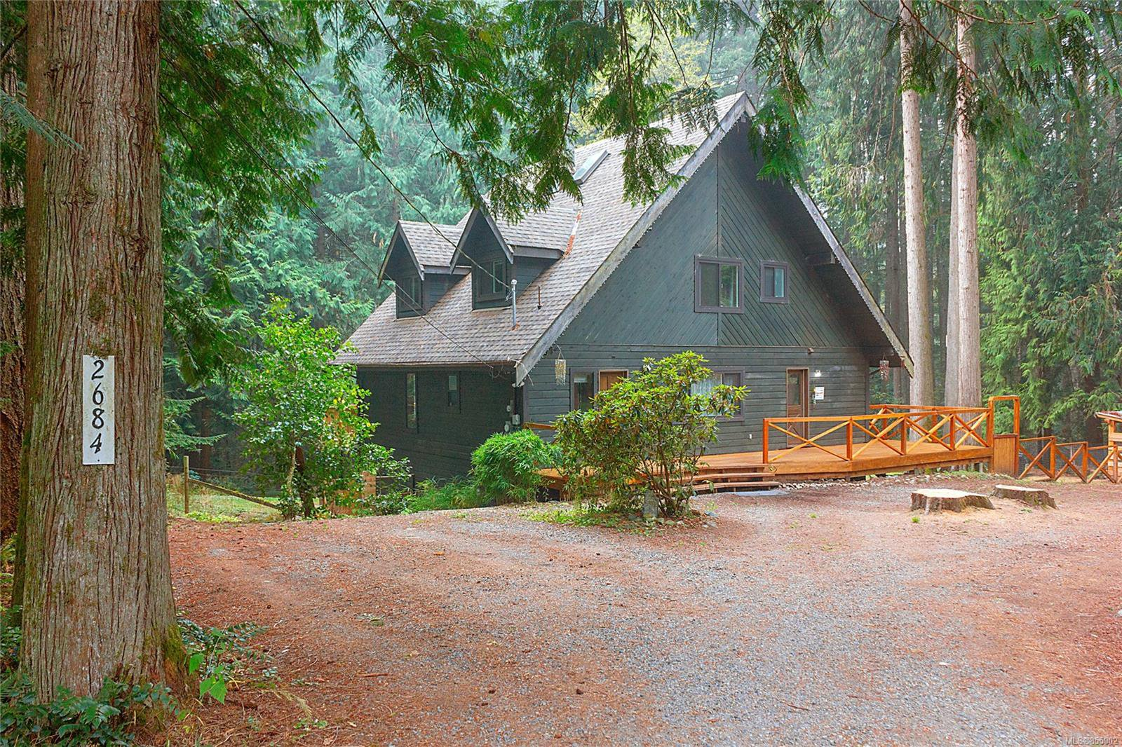Main Photo: 2684 Sunny Glades Lane in : ML Shawnigan Single Family Detached for sale (Malahat & Area)  : MLS®# 855902